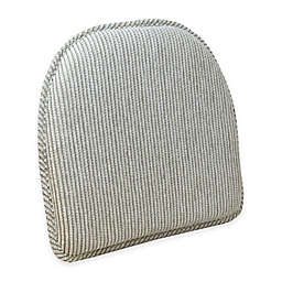 Klear Vu Essentials Outwest Gripper® Chair Pad in Linen