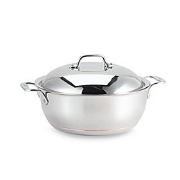 All-Clad Copper Core® 5 1/2-Quart Dutch Oven