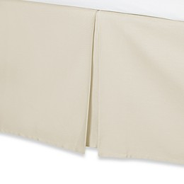 Wamsutta® 400-Thread-Count Cotton 18-Inch Drop Bed Skirt