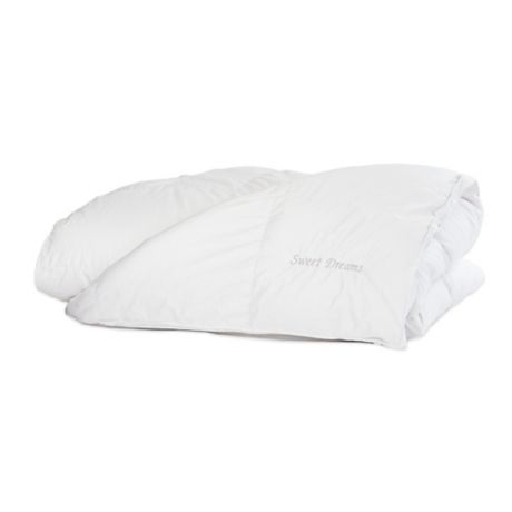 The Pillow Bar 174 Sweet Dreams Embroidered 700 Down Duvet