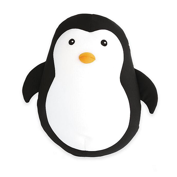Alternate image 1 for Kikkerland® Zip & Flip Penguin Travel Pillow