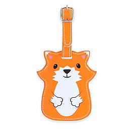 Kikkerland® Design Fox Luggage Tag