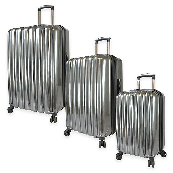 Travelers Club® Voyager Hardside Expandable Spinner Luggage