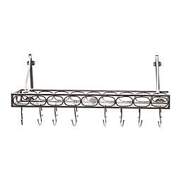 Old Dutch International Steel Bookshelf 36-Inch Pot Rack
