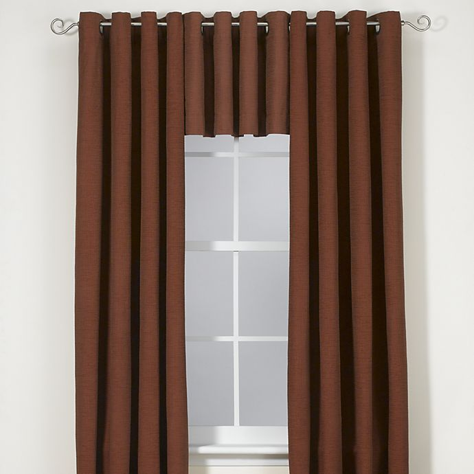 Alternate image 1 for Union Square Window Curtain Panels and Valances