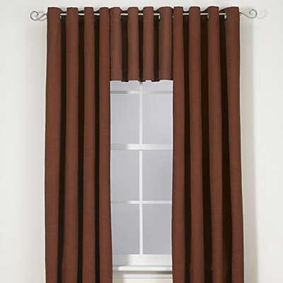 Union Square Window Curtain Panels and Valances