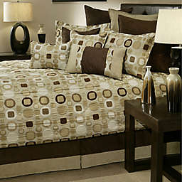 Sherry Kline Metro Comforter Set in Spice