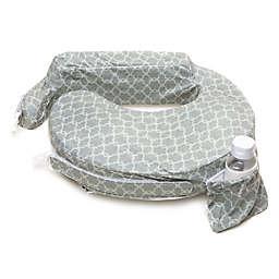 My Brest Friend® Original Nursing Pillow in Flower Key Grey