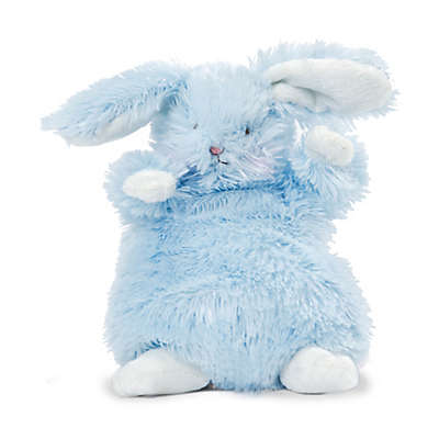 Bunnies by the Bay Wee Bleu Bunny Plush