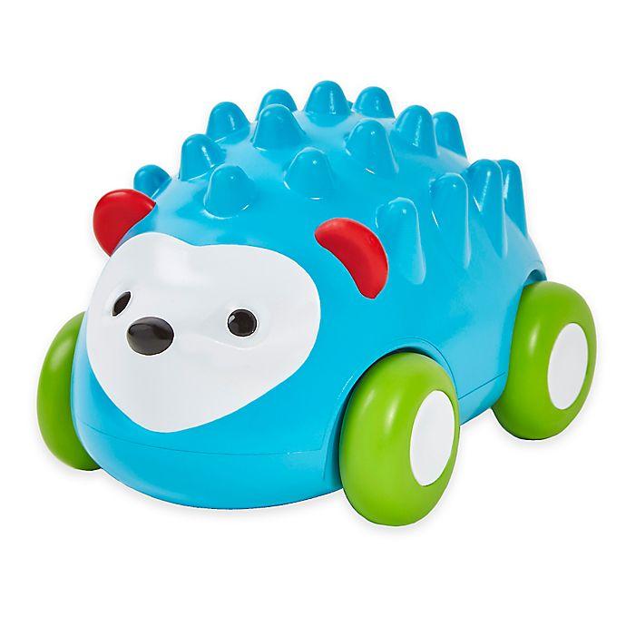 Alternate image 1 for SKIP*HOP® Explore and More Pull and Go Hedgehog Car