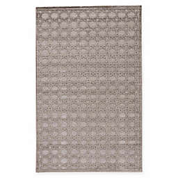 Jaipur Fables Trella 7-Foot 6-Inch x 9-Foot 6-Inch Area Rug in Grey