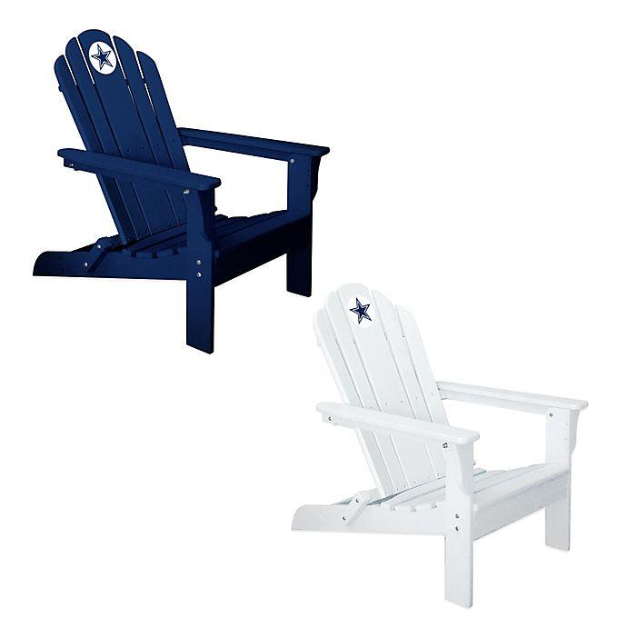 Nfl Dallas Cowboys Adirondack Chair Bed Bath Amp Beyond