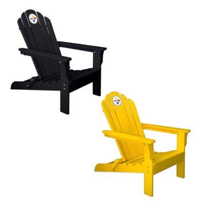 Nfl Pittsburgh Steelers Adirondack Chair Bed Bath Amp Beyond
