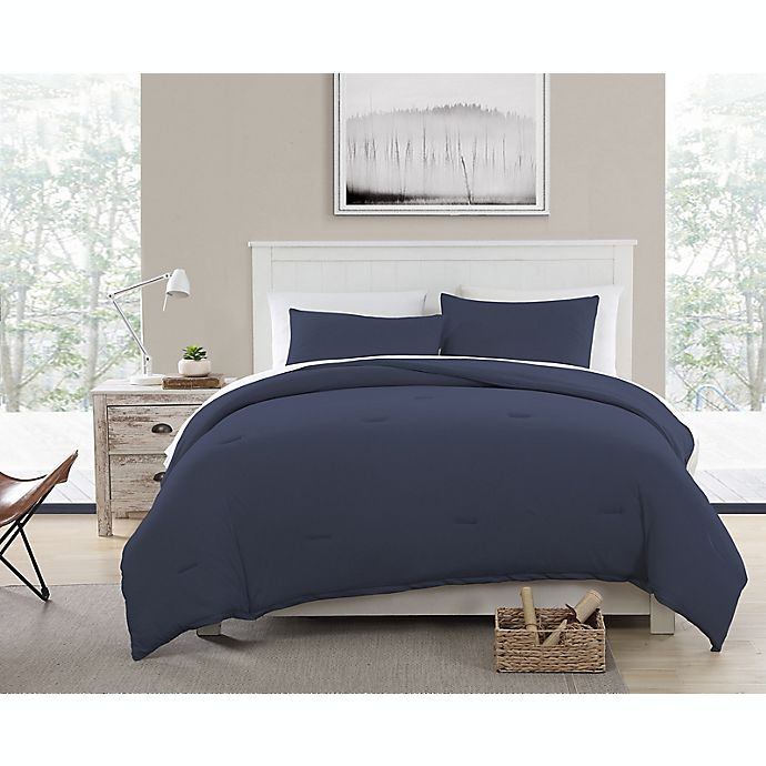 Alternate image 1 for Morgan Home Recycled T-Shirt Jersey Bedding Collection