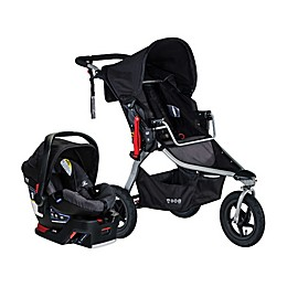BOB Gear® Rambler Travel System in Black