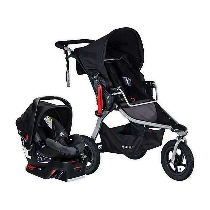 Alternate image 1 for BOB Gear® Rambler Travel System in Black