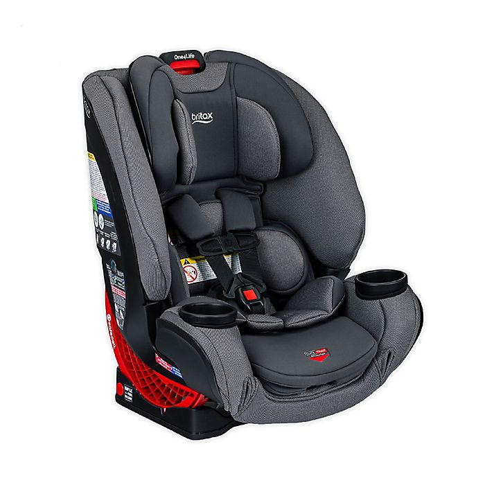 Alternate image 1 for Britax® One4Life™ ClickTight® All-in-One Convertible Car Seat in Grey