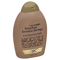 OGX® 13 fl. oz. Ever Straight Brazilian Keratin Therapy Conditioner