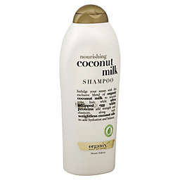 OGX® 25.4 fl. oz. Nourishing Shampoo in Coconut Milk
