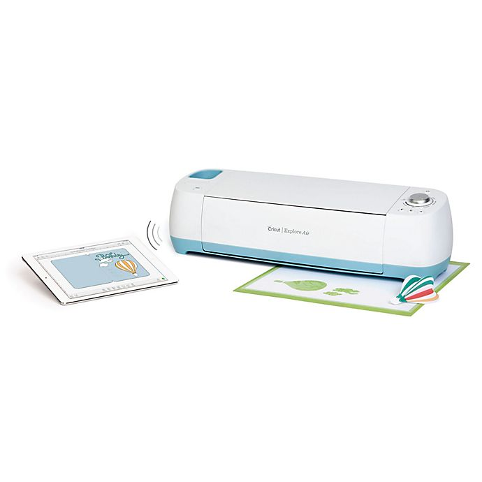 Cricut® Explore Air Craft Machine   Bed Bath & Beyond