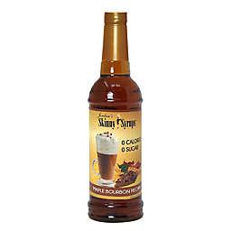 Jordan's Skinny Syrups® 750 mL Maple Bourbon Pecan Syrup
