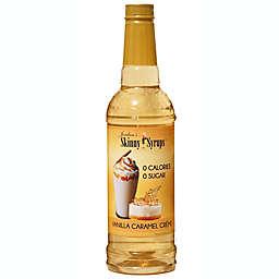 Jordan's Skinny Syrups® 750 mL Vanilla Caramel Creme Syrup
