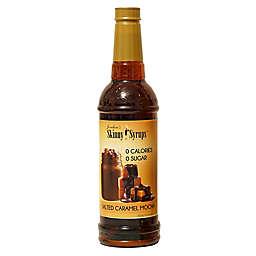Jordan's Skinny Syrups® 750 mL Salted Caramel Mocha Syrup