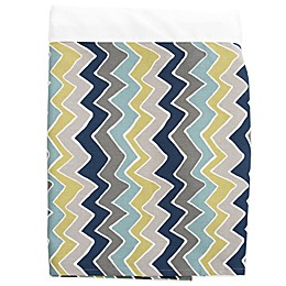 Glenna Jean Uptown Traffic Bed Skirt