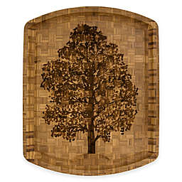 Totally Bamboo Family Tree Cutting/Serving Board