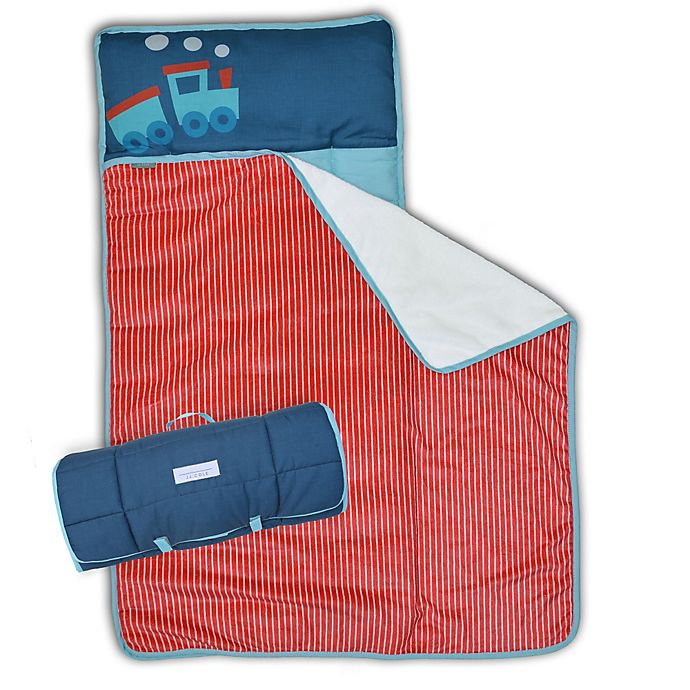 Jj Cole 174 Train Nap Mat Buybuy Baby