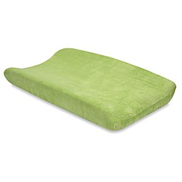 Trend Lab® Plush Changing Pad Cover in Sage Green