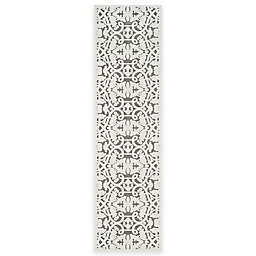 Safavieh Paradise Scroll 2-Foot x 7-Foot Runner