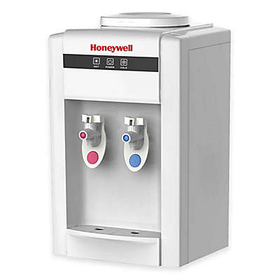 Honeywell 5-Gallon Hot and Cold Top-Loading Table Water Dispenser