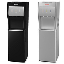 Honeywell 5-Gallon Hot, Cold and Room Temp Bottom-Loading Water Dispenser