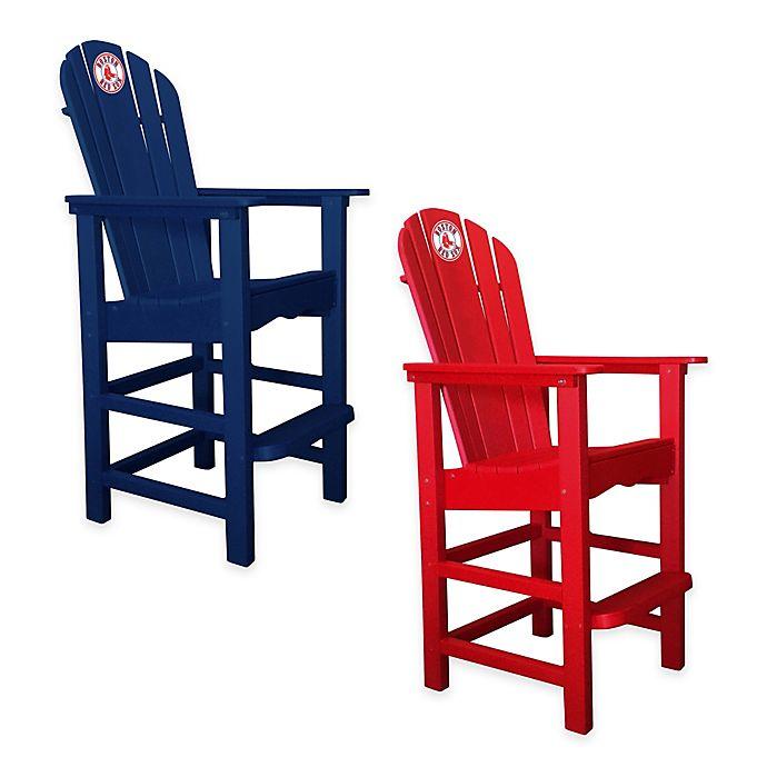 Mlb Boston Red Sox Pub Captains Chair Bed Bath Beyond