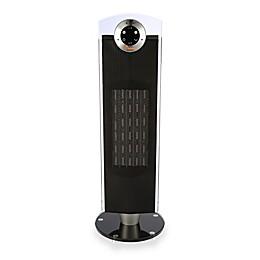Crane Digital 27-Inch Ceramic Tower Heater in Black