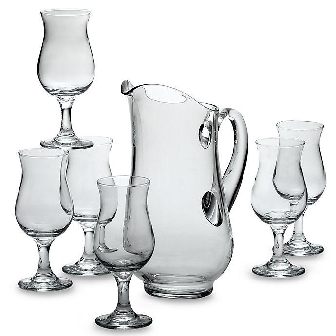 Alternate image 1 for Libbey® Glass 7-Piece Sangria Set