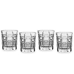 Marquis® by Waterford Crosby Double Old Fashioned Glasses (Set of 4)