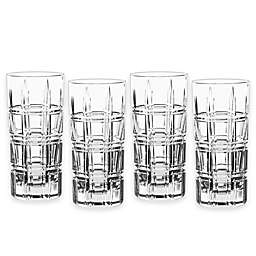 Marquis® by Waterford Crosby Highball Glasses (Set of 4)