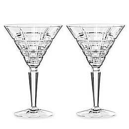Marquis® by Waterford Crosby Martini Glasses (Set of 2)