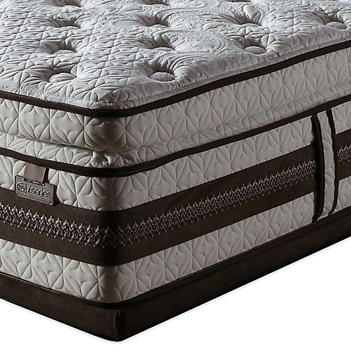 Serta Iseries Profiles Honoree Super Pillow Top Mattress