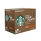 Keurig® K-Cup® Pack 40-Count Starbucks® Pike Place® Roast Coffee Value Pack
