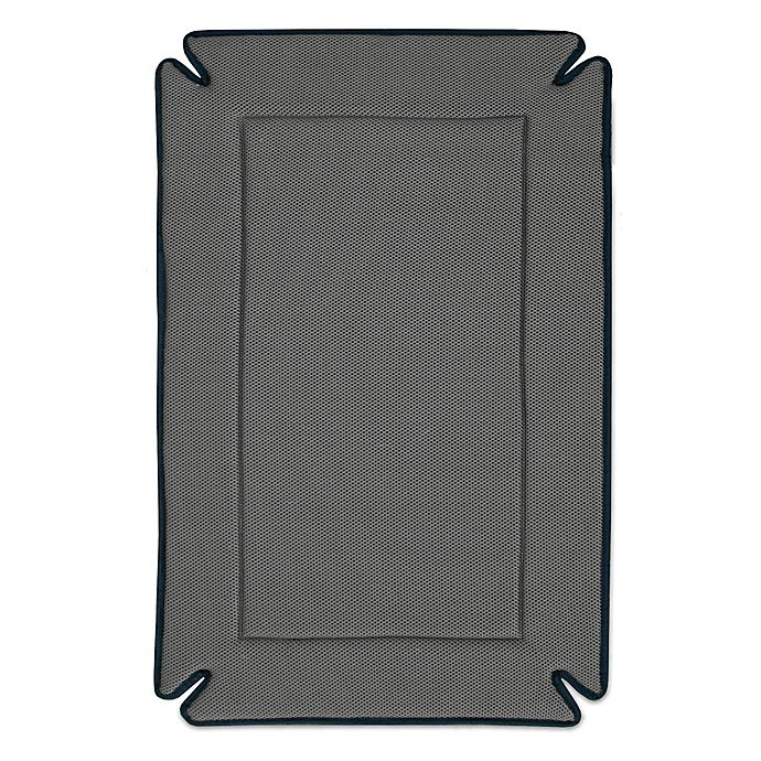 Alternate image 1 for Odor-Control 25-Inch x 37-Inch Crate Pad in Grey