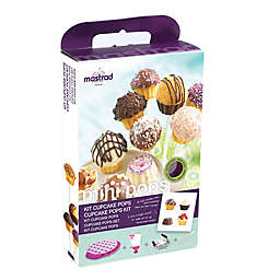 Mastrad® 8-Piece Cupcake Pops Kit