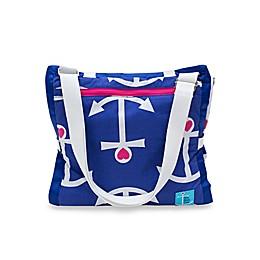Buggygear™ 5-Foot x 7-Foot Waterproof Brilliant Blanket™ in Blue