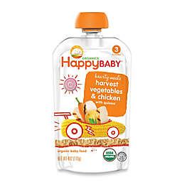Happy Baby™ Hearty Meals 4 oz. Stage 3 Organic Baby Food in Chick Chick