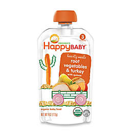 Happy Baby™ Hearty Meals 4 oz. Stage 3 Organic Baby Food in Gobble Gobble