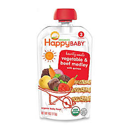 Happy Baby™ Hearty Meals 4 oz. Stage 3 Organic Baby Food in Beef Stew