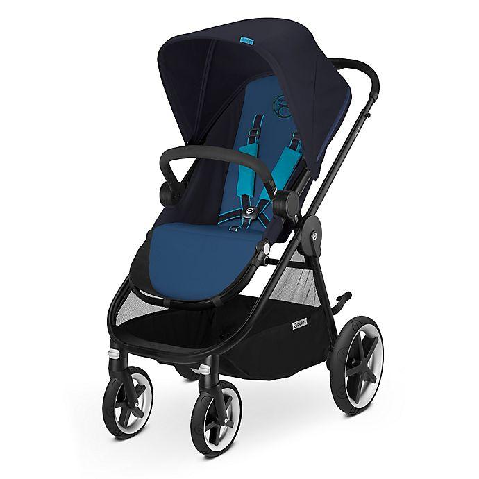Alternate image 1 for CYBEX Gold Balios M Stroller in True Blue