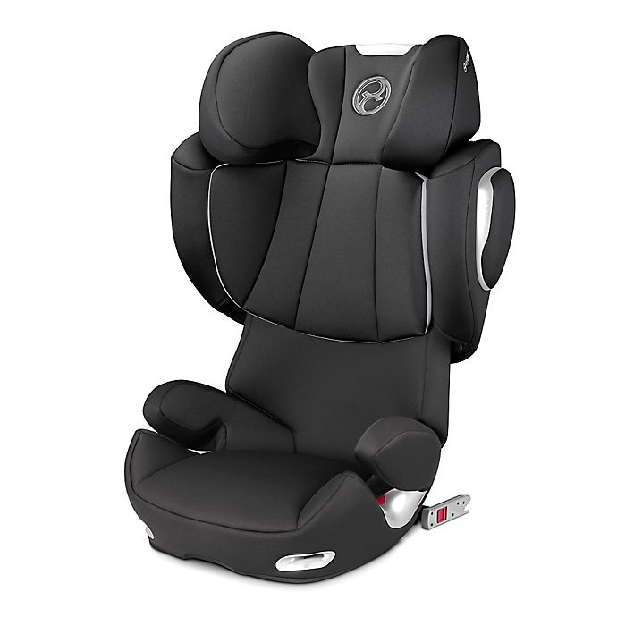 cybex platinum solution q2 fix highback booster seat in. Black Bedroom Furniture Sets. Home Design Ideas
